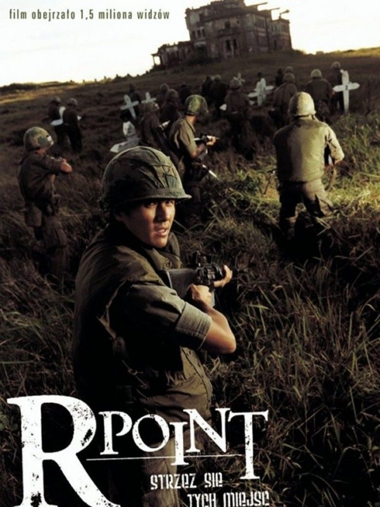 R Point movie poster