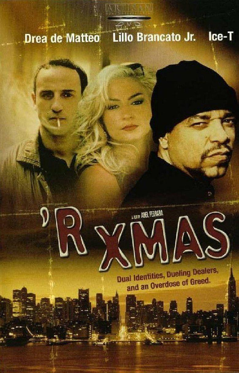 R Xmas movie poster