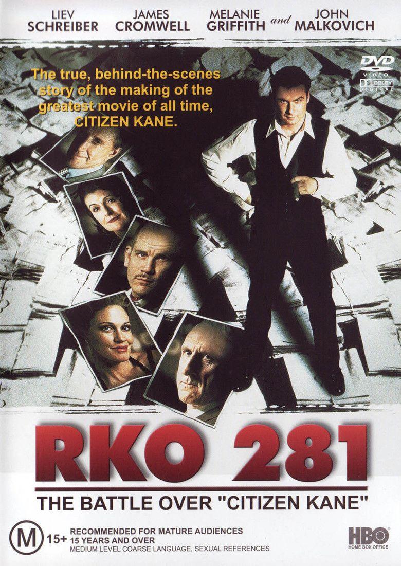 RKO 281 movie poster