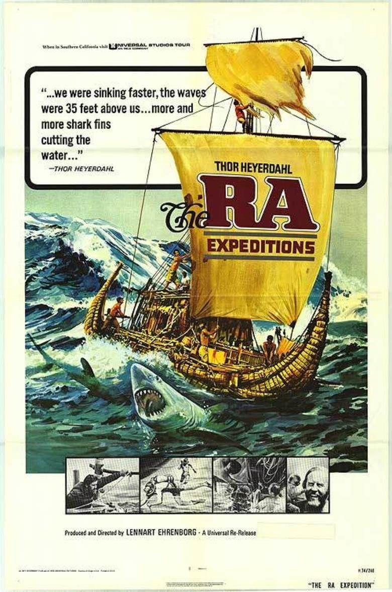Ra (1972 film) movie poster