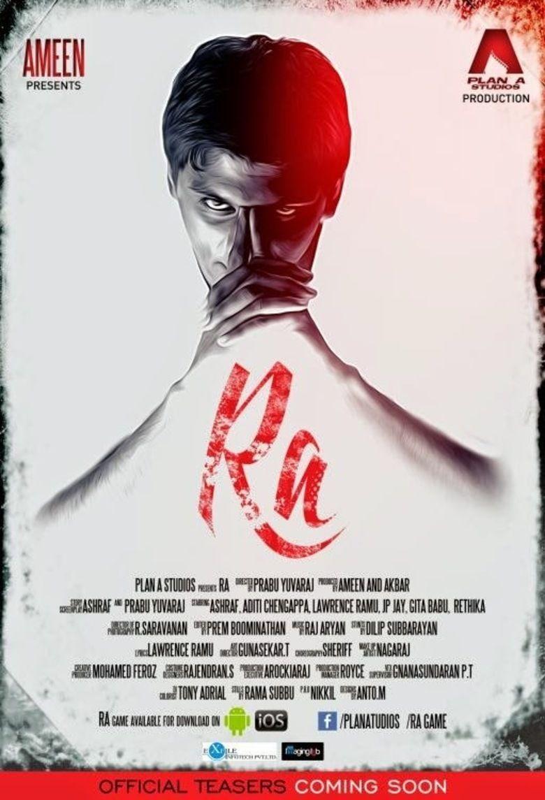 Ra (2014 film) movie poster