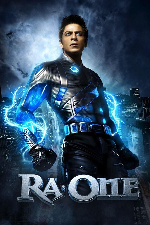 RaOne movie poster