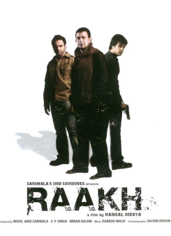 Raakh (2010 film) movie poster