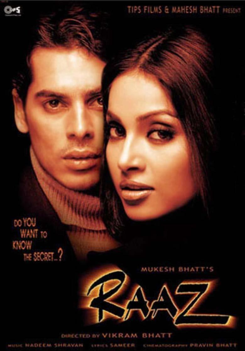 Raaz (2002 film) movie poster
