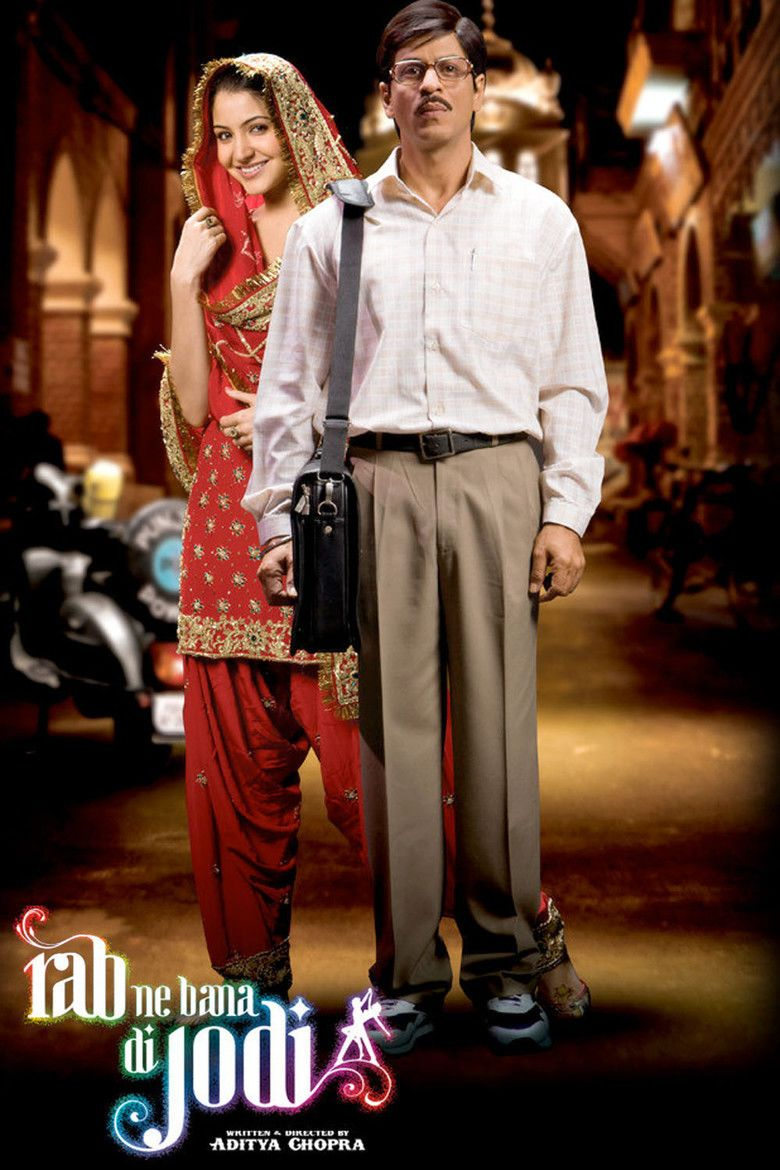 Rab Ne Bana Di Jodi movie poster