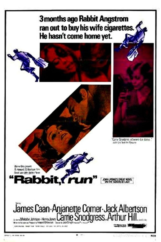 Rabbit, Run (film) movie poster