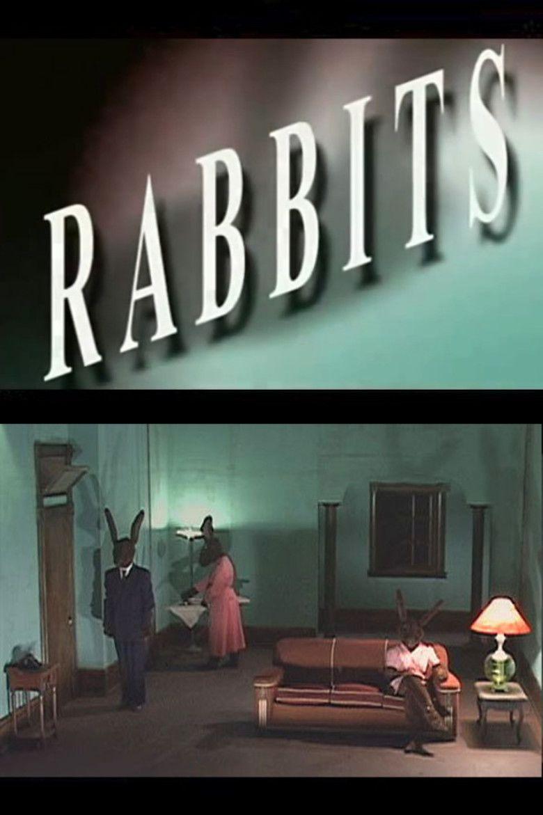 Rabbits (film) movie poster