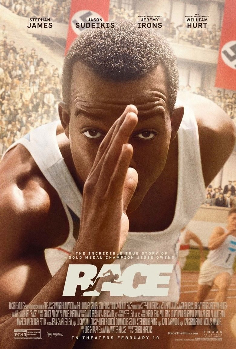 Race (2016 film) movie poster