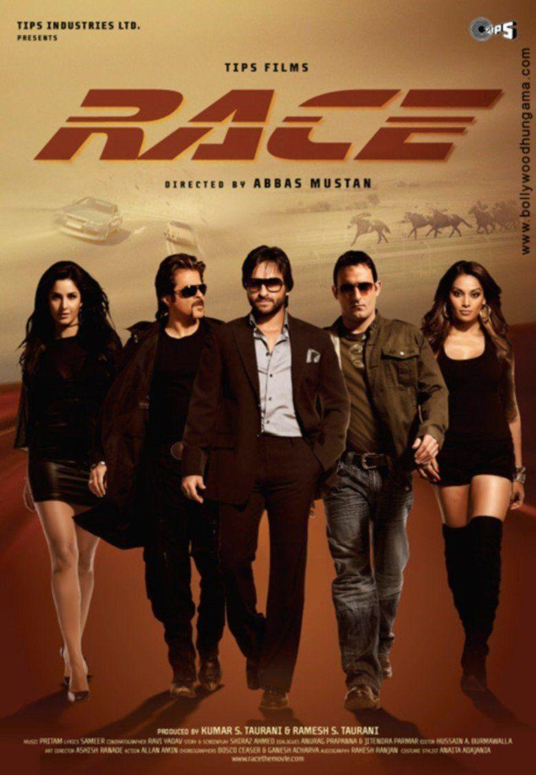 Race (film series) movie poster