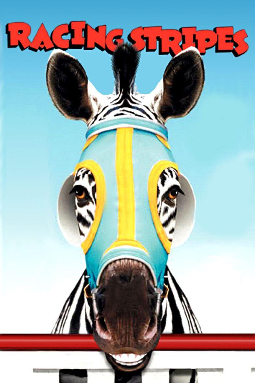 Racing Stripes movie poster
