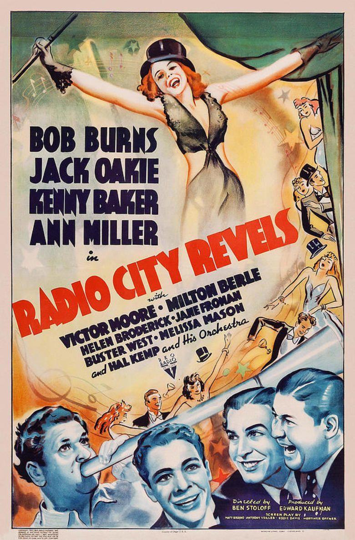 Radio City Revels movie poster