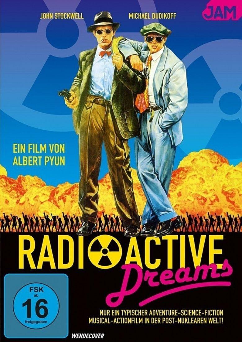 Radioactive Dreams movie poster