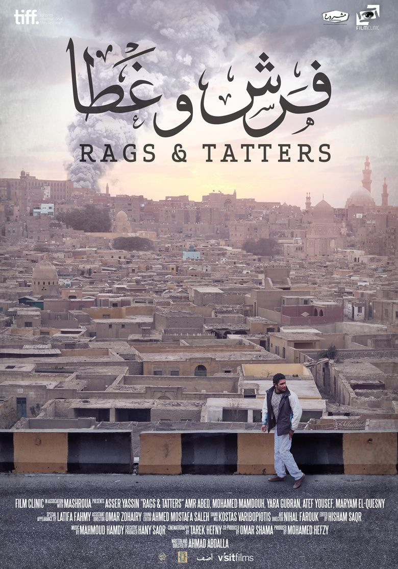 Rags and Tatters movie poster