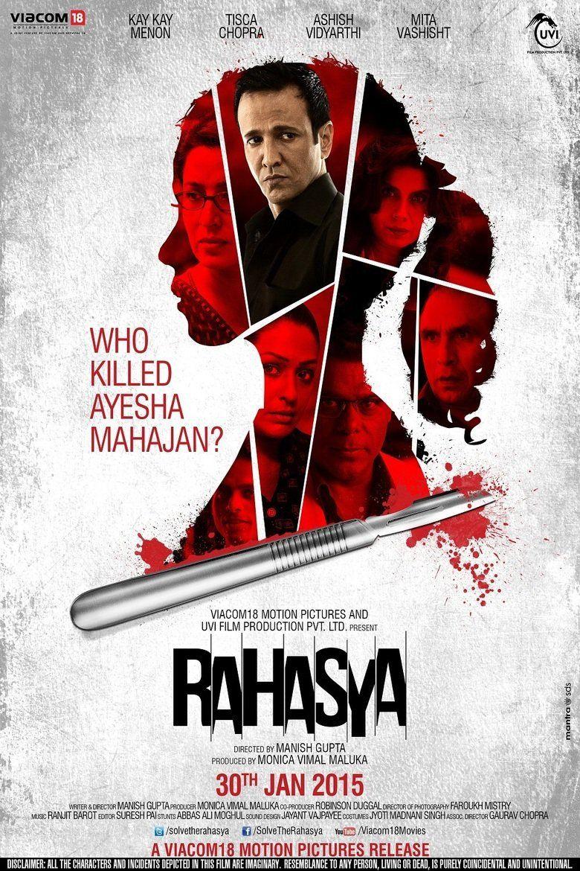 Rahasya movie poster