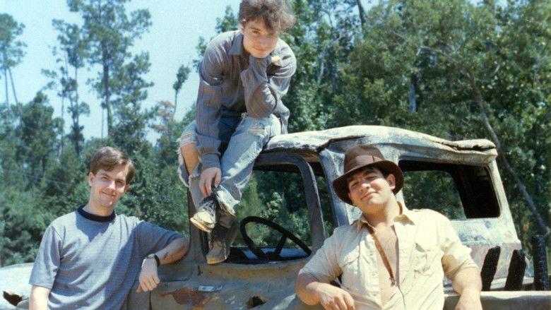 Raiders of the Lost Ark: The Adaptation movie scenes