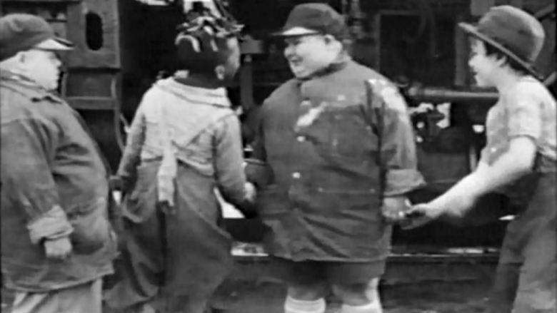 Railroadin movie scenes