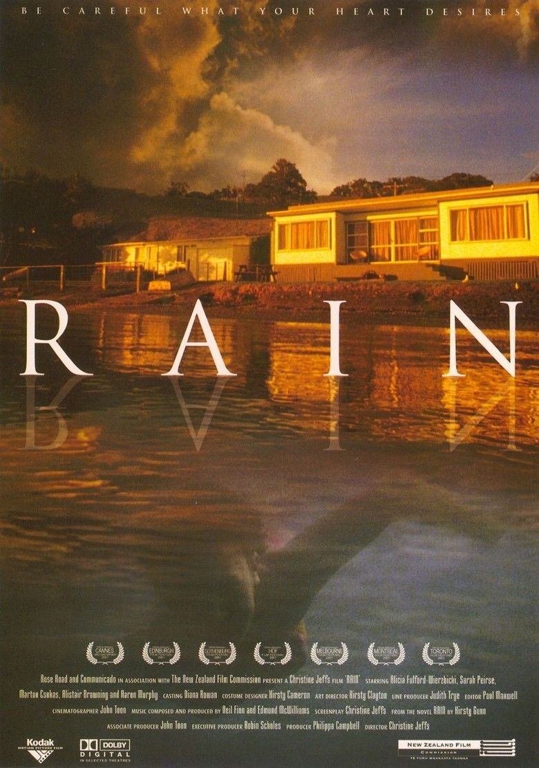 Rain (2001 film) movie poster