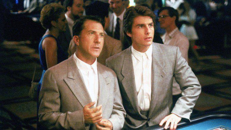 Rain Man movie scenes