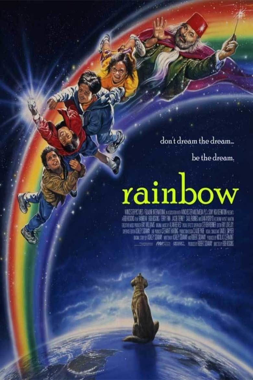 Rainbow (1996 film) movie poster