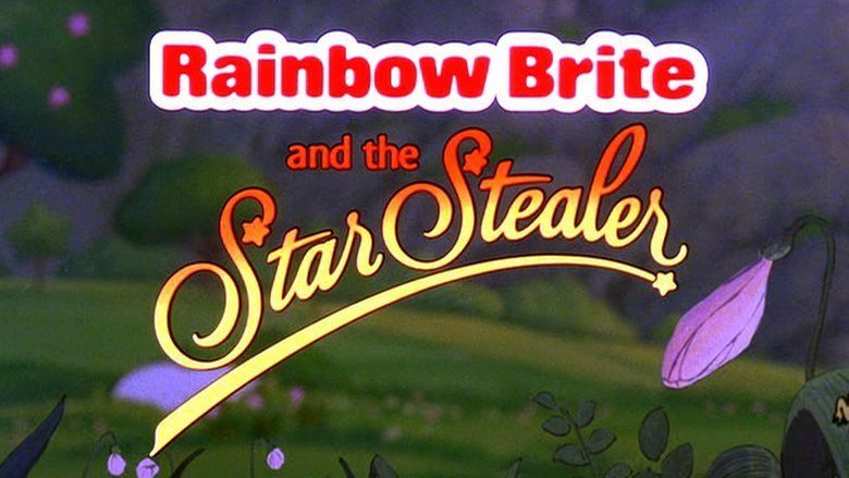 Rainbow Brite and the Star Stealer movie scenes