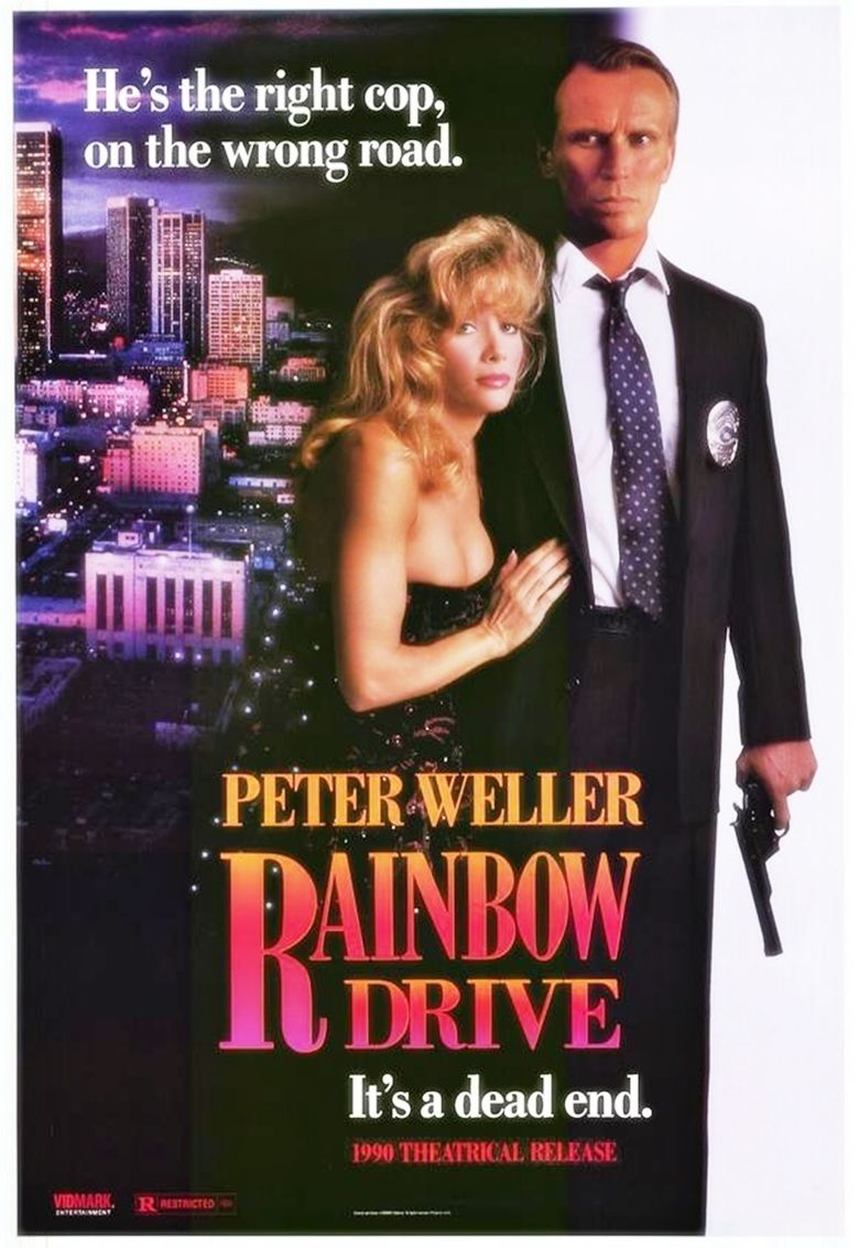 Rainbow Drive Movie Poster