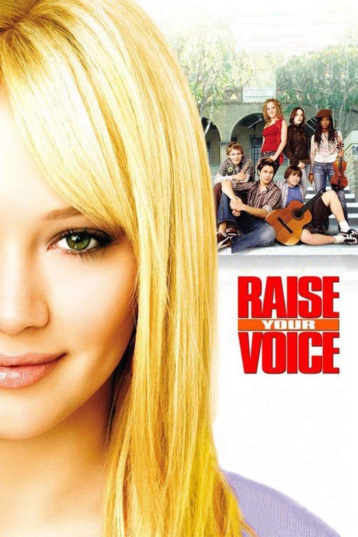 Raise Your Voice movie poster