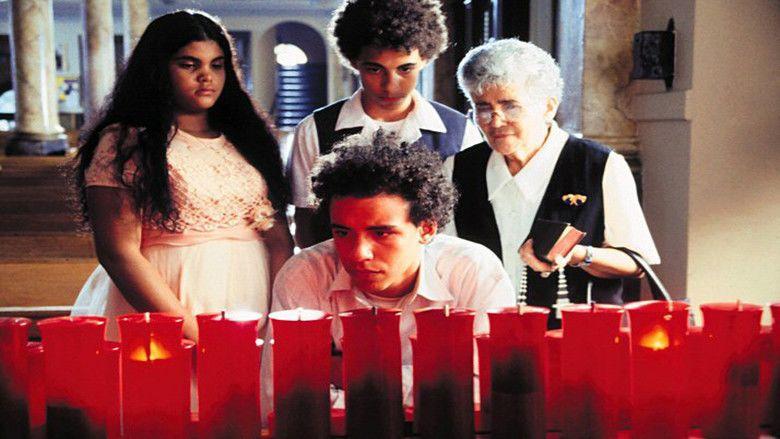 Raising Victor Vargas movie scenes