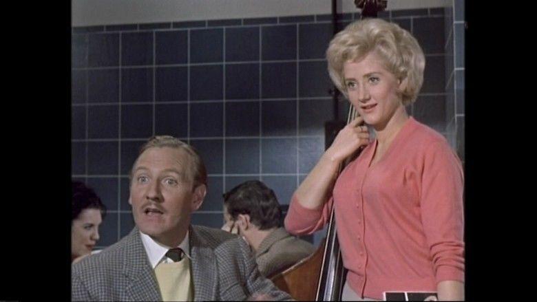 Raising the Wind (1961 film) movie scenes