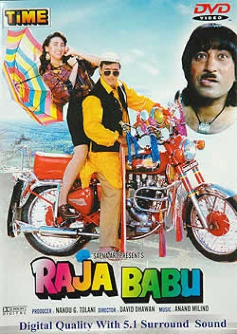 Raja Babu (film) movie poster
