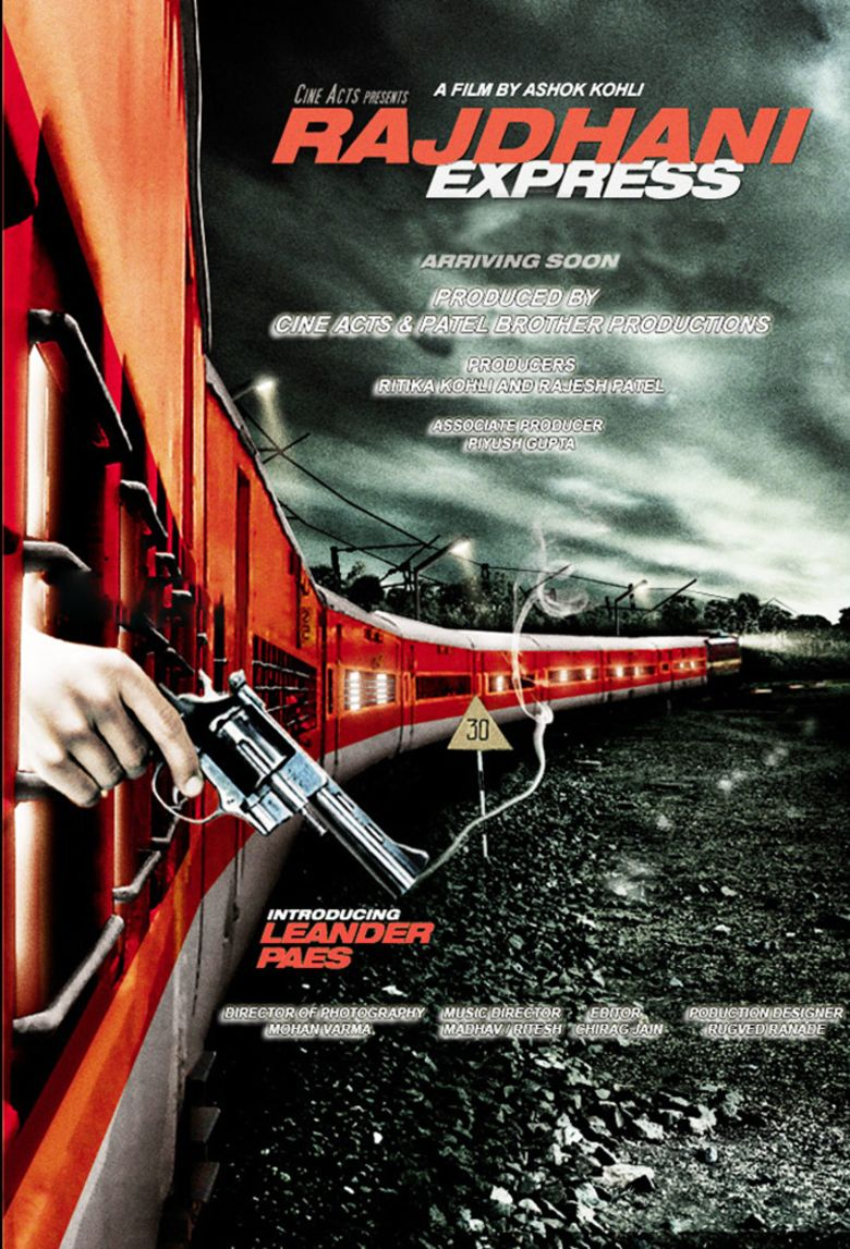 Rajdhani Express (film) movie poster