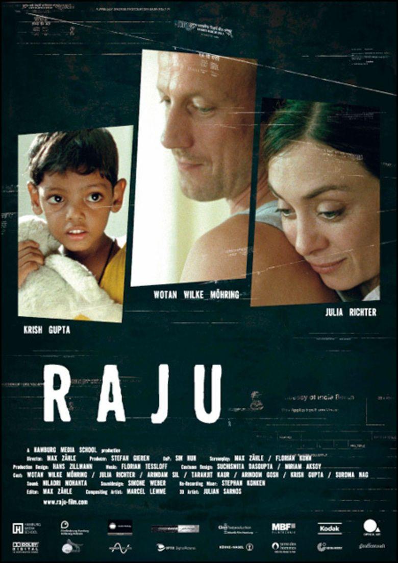 Raju (film) movie poster