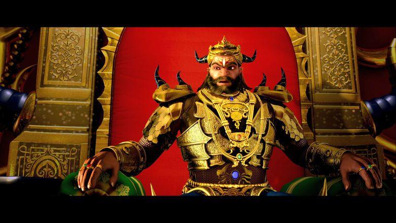 Ramayana: The Epic movie scenes
