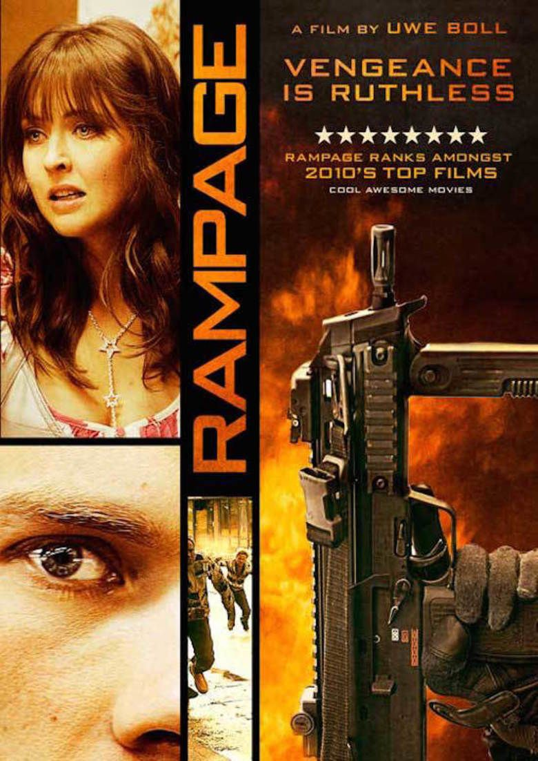 Rampage 2009 Film Alchetron The Free Social Encyclopedia