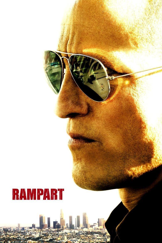 Rampart (film) movie poster
