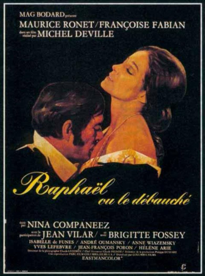 Raphael, or The Debauched One movie poster