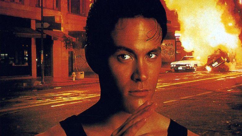 Rapid Fire (1992 film) movie scenes