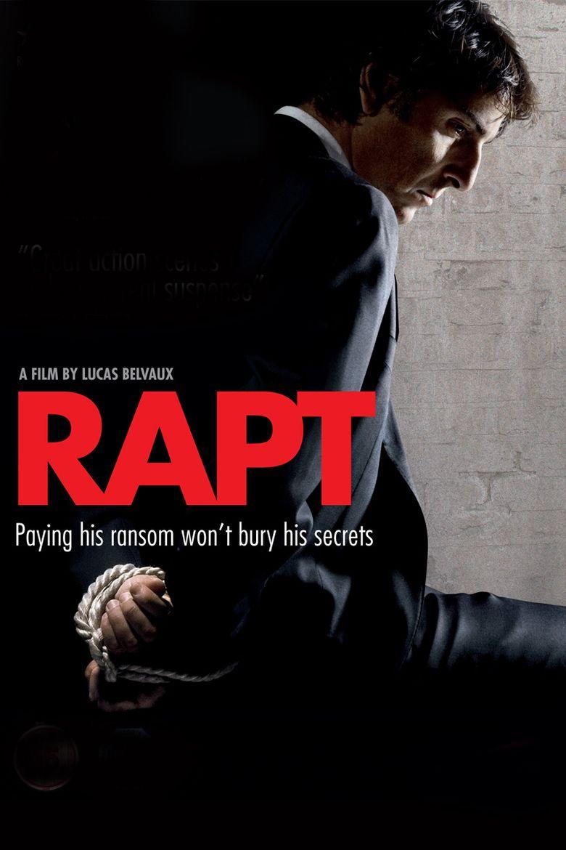 Rapt (2009 film) movie poster
