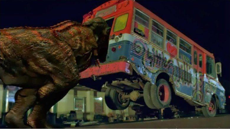 Raptor Ranch movie scenes