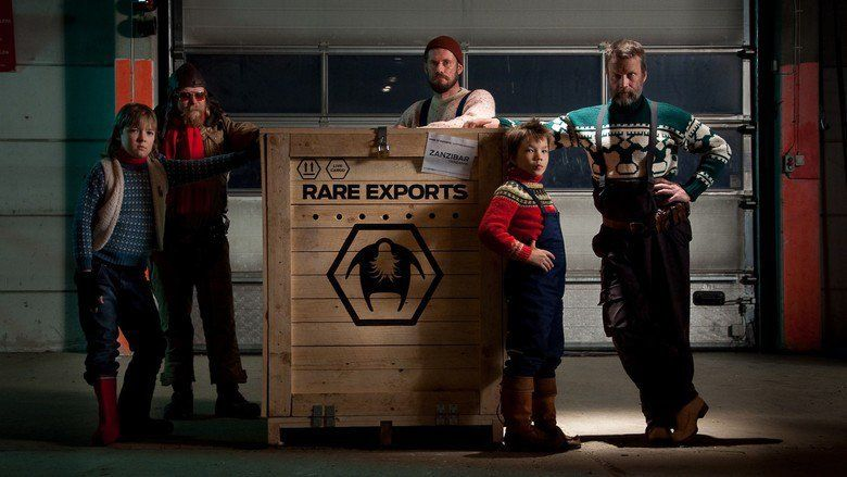 Rare Exports: A Christmas Tale movie scenes