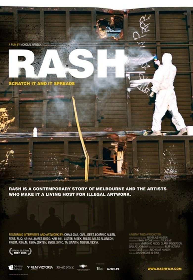 Rash (film) movie poster