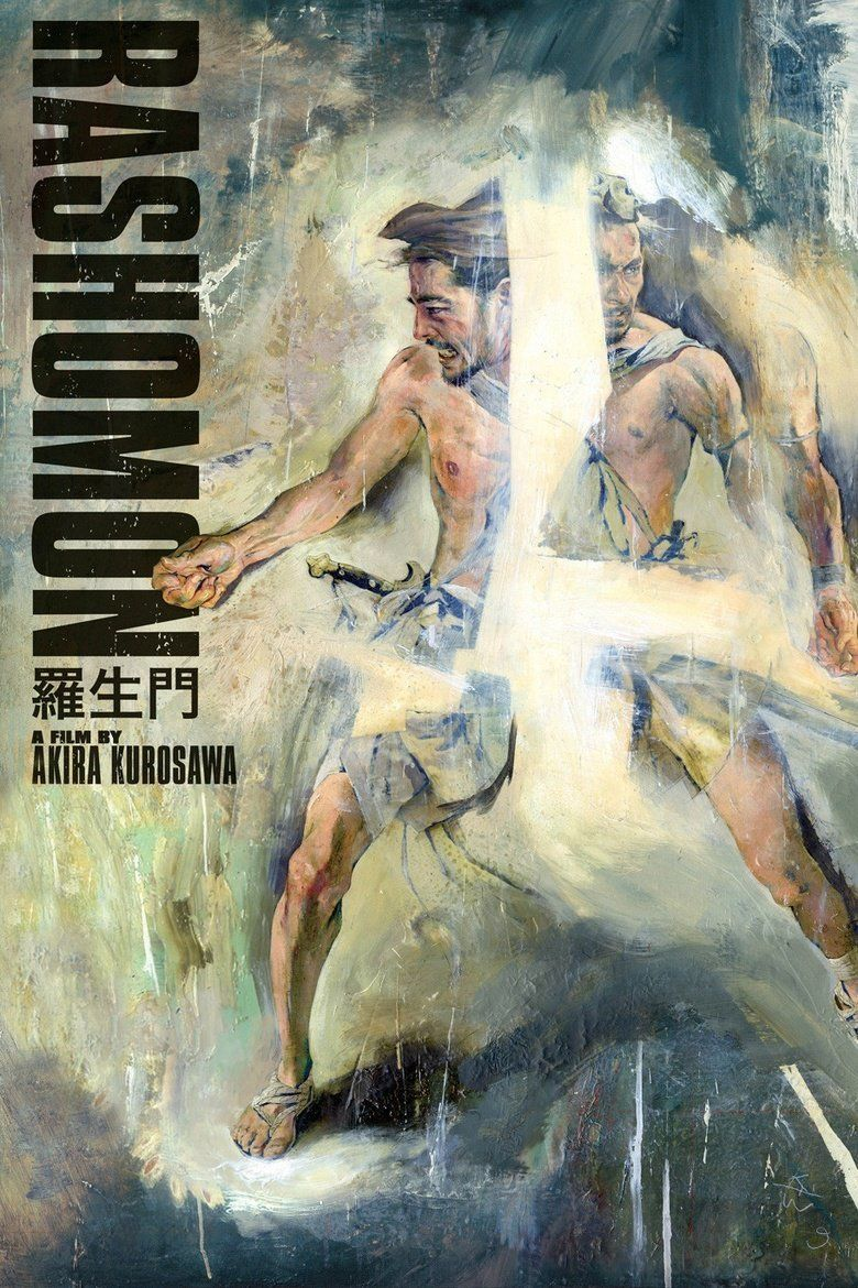rashomon the social encyclopedia rashomon movie poster