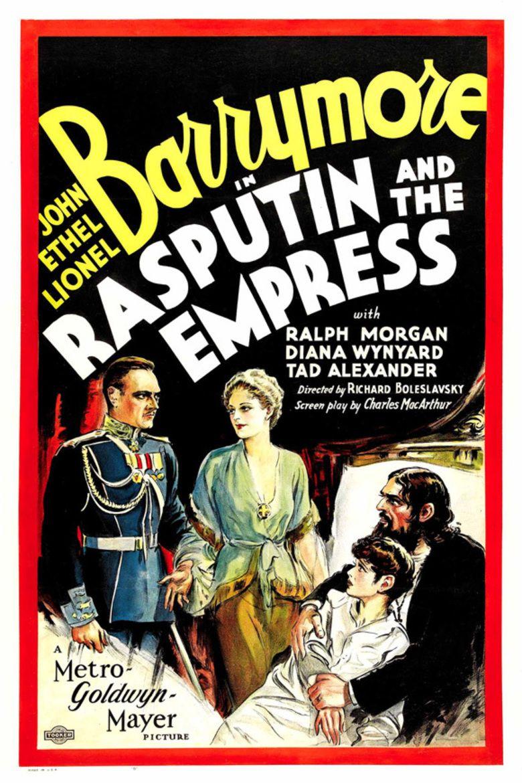 Rasputin and the Empress movie poster