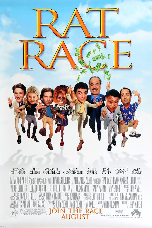 Rat Race (film) movie poster