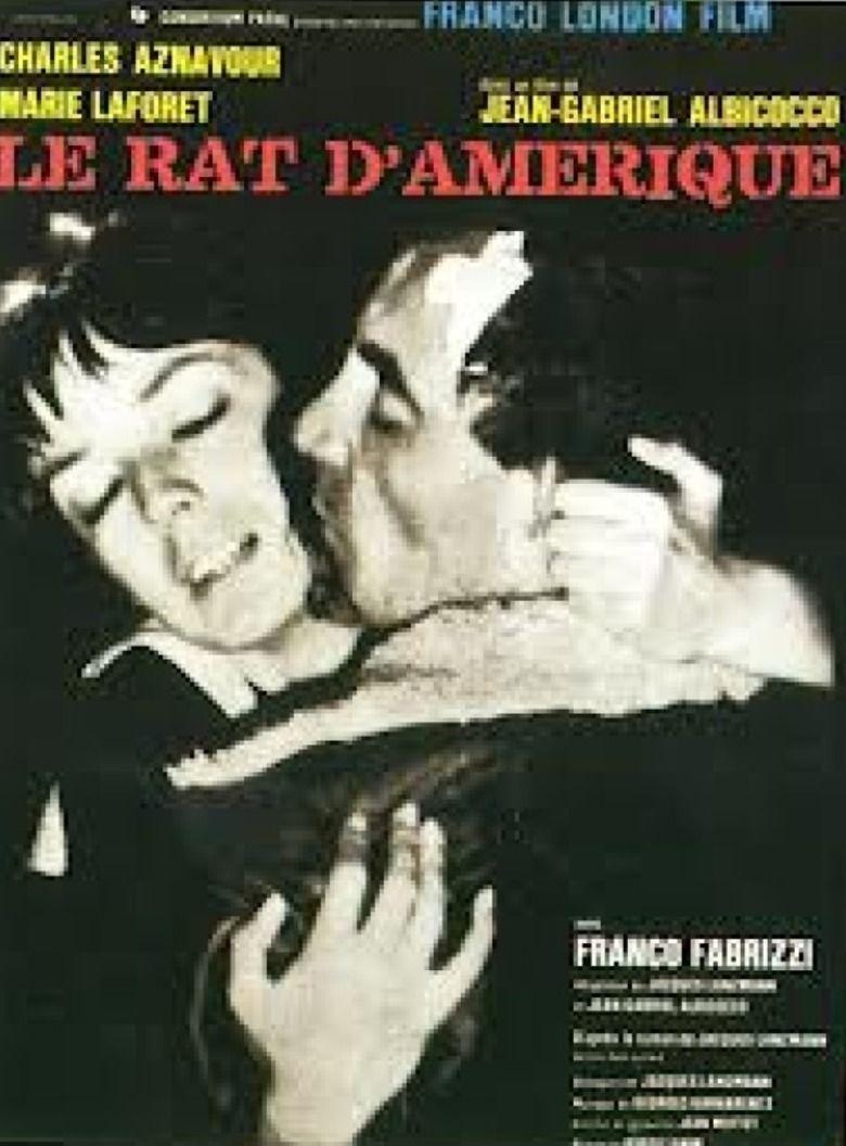 Rat Trap (film) movie poster