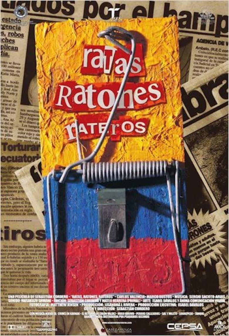 Ratas, Ratones, Rateros movie poster