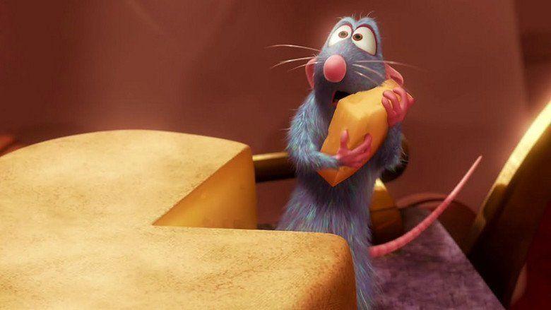 Ratatouille (film) movie scenes