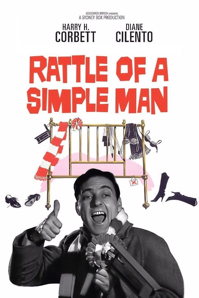 Rattle of a Simple Man movie poster