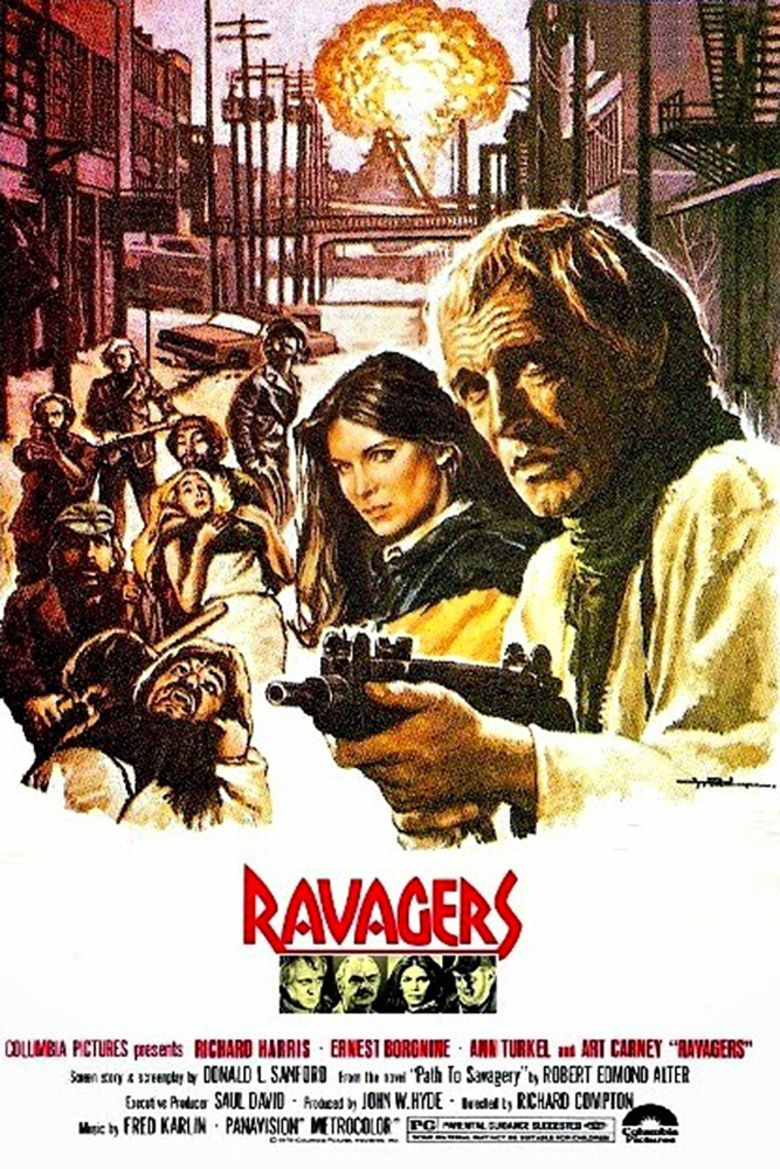 Ravagers (film) Ravagers 1979 film Alchetron The Free Social Encyclopedia