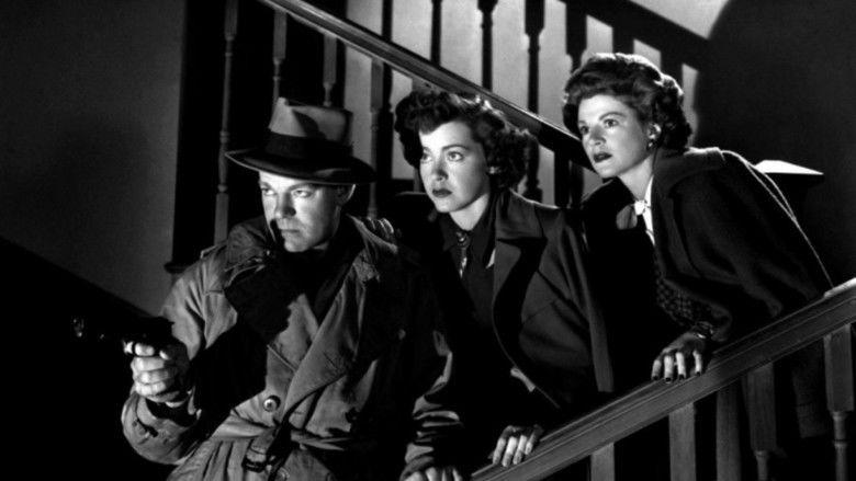 Raw Deal (1948 film) movie scenes