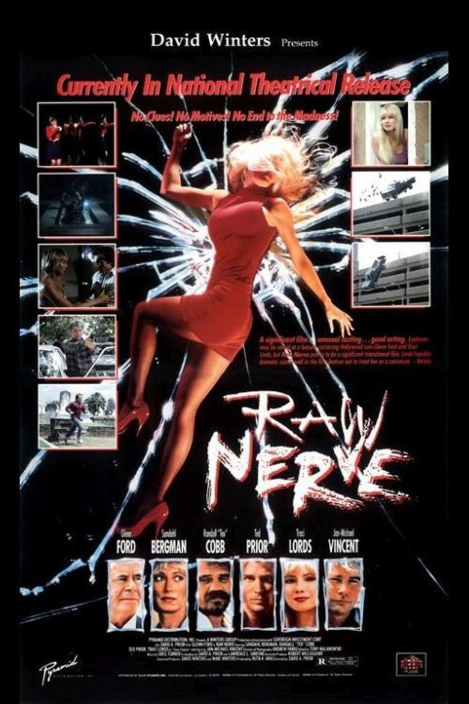 Raw Nerve (1991 film) movie poster